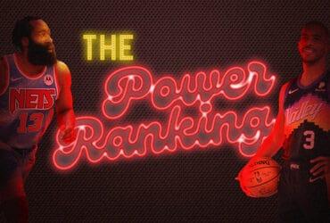 power ranking