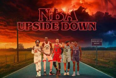 premi nba upside down