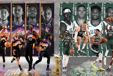 Cover Finals Bucks Suns