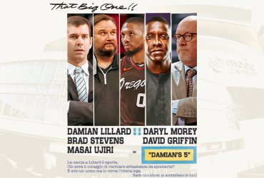 Damian Lillard trade