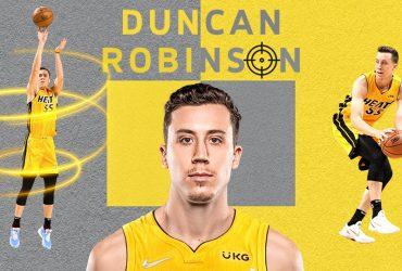 duncan robinson