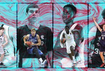 giocatori internazionali draft nba