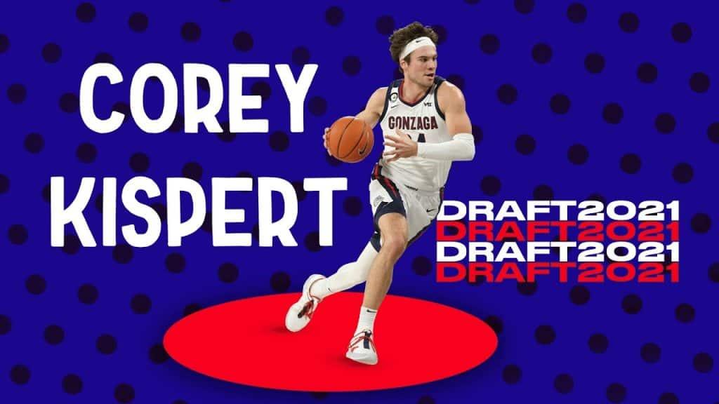 Draft Class 2021 #10: Corey Kispert