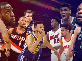 Eastern vs Western Conference